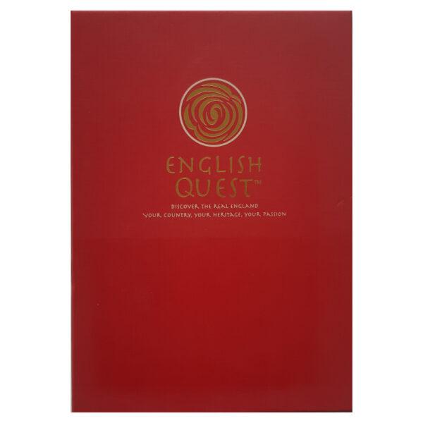 1745 Trading Company English Quest Game 2008 Box