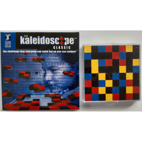 Challenge Manufacturing The Kaleidoscope Classic Game 2005 Contents