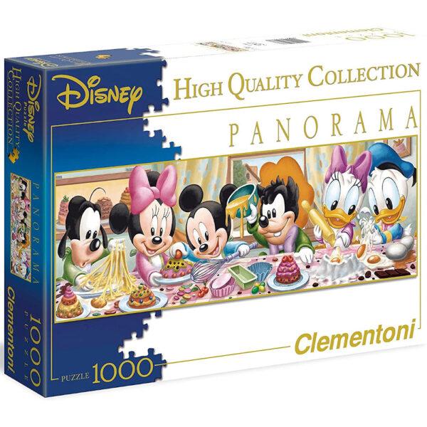 Clementoni Disney Babies Panorama 39263 1000 pieces Jigsaw Box