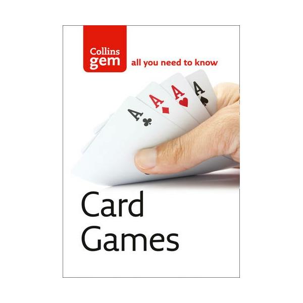 Collins Gem Card Games Book