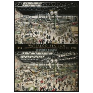 Gibsons G604 Waterloo Station Jigsaw