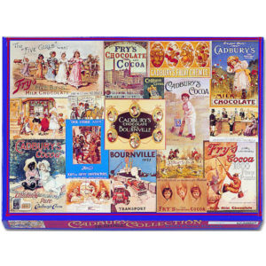 Cadbury Heritage Collection (Gibsons, 1000 pieces)