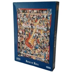 Gibsons Rock N Roll Jigsaw G7006 Box