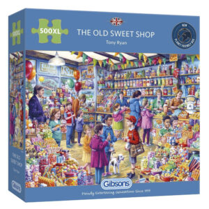 Gibsons The Old Sweet Shop G3545 500XL Jigsaw by Tony Ryan