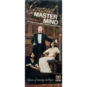 Invicta Grand Mastermind Game 1974 3078 Box