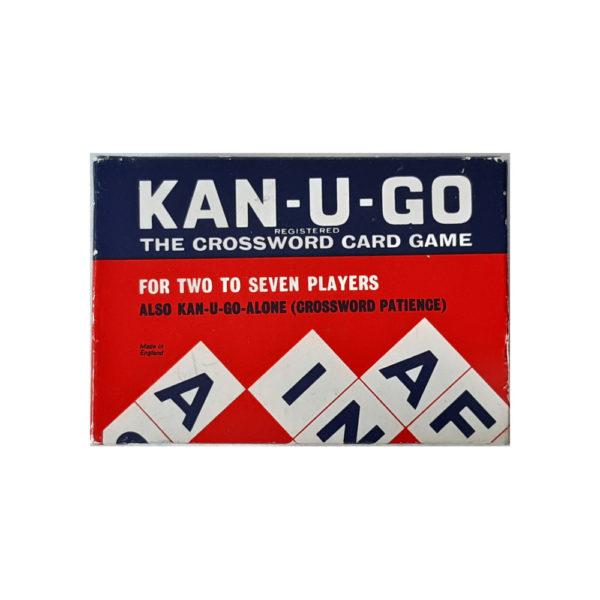 Jarvis Porter Ltd Kan U Go 1934 Instructions Copyright Vintage Game