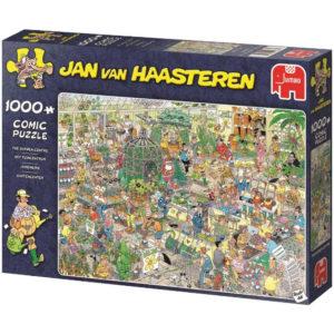 Jumbo The Garden Centre Jan Van Haasteren 19066 Comic Jigsaw