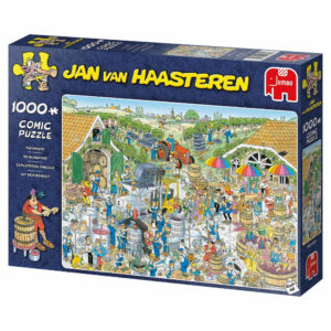 Jumbo The Winery Jan Van Haasteren 19095 Comic Jigsaw