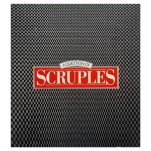 MB Games A Question of Scruples Game 1986 Box