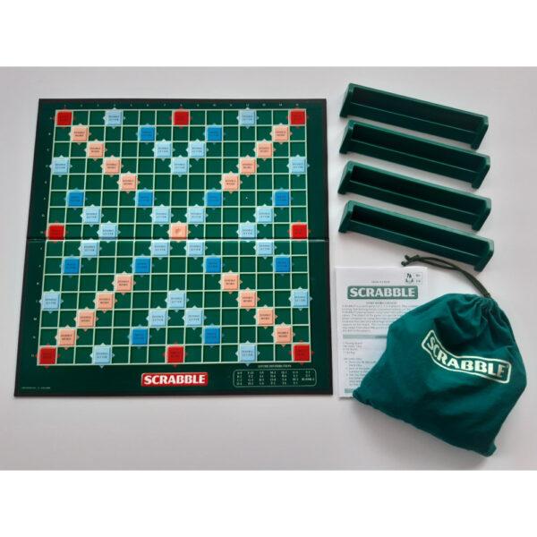 Mattel Games Scrabble Original 2003 Board