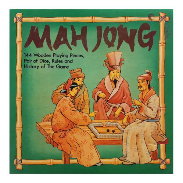 Michael Stanfield Mah Jong Game Box