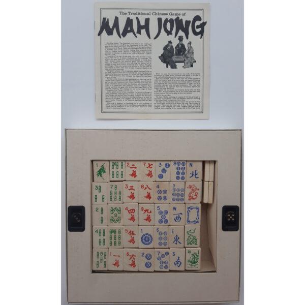 Michael Stanfield Mah Jong Game Contents