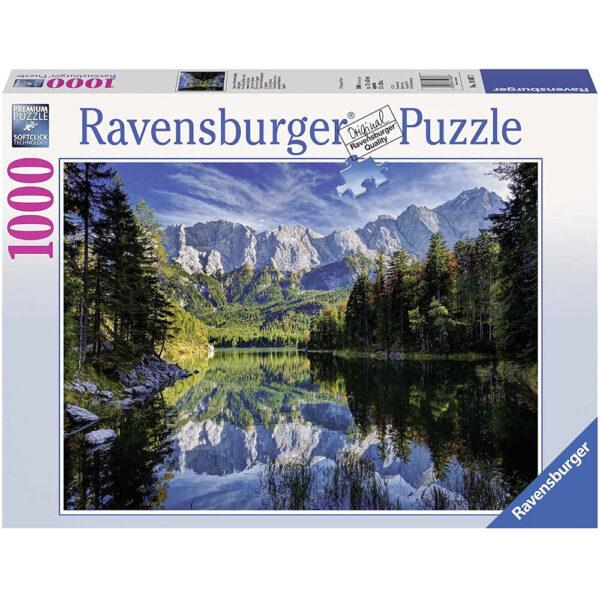 Ravensburger Eib Lake Germany 193677 Jigsaw Puzzle Box