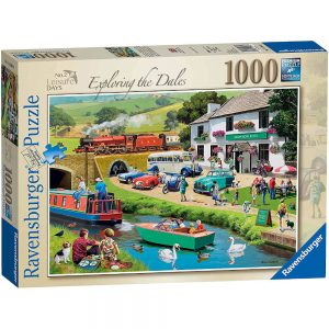 Exploring the Dales - 1000 pieces