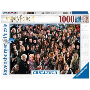 Ravensburger Harry Potter Challenge 149889 Jigsaw Box