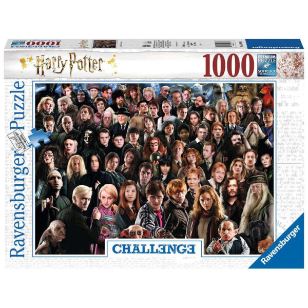 Ravensburger Harry Potter Challenge 149889 Jigsaw Box