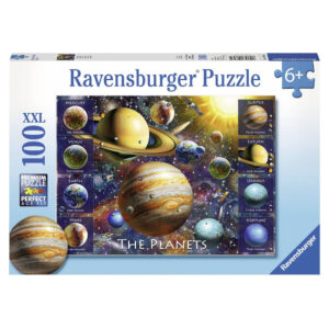 Ravensburger The Planets Space Montage by Adrian 108534 100XXL 6+ jigsaw box