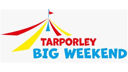 Tarporley Big Weekend logo