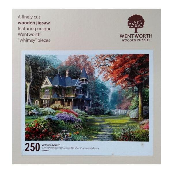 Wentworth Victorian Garden 561608 Jigsaw Box Scene by Dominic Davison