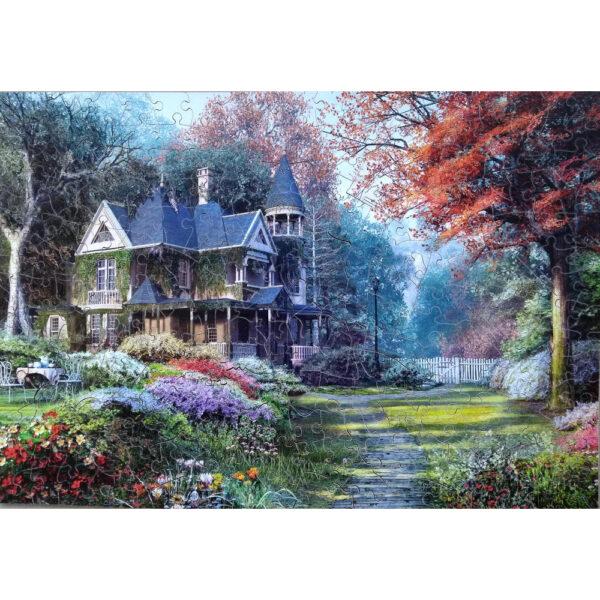 Wentworth Victorian Garden 561608 Jigsaw Complete