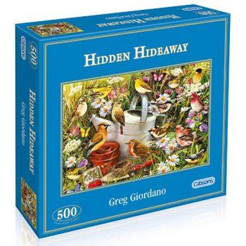 Hidden Hideaway - 500 pieces