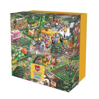 I Love Gardening - 500 pieces