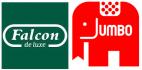Falcon & Jumbo logos